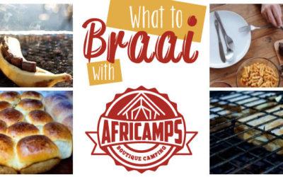 AfriCamps' Favourite Braai Recipes