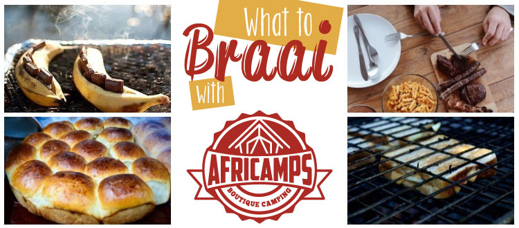 AfriCamps' Favourite Braai Recipes