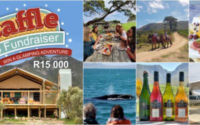 Support The Butterfly Centre & WIN a Stanford adventure to the value of R15 000!