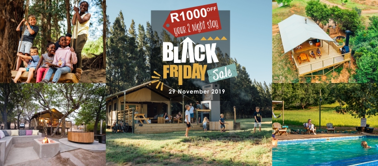 AfriCamps #BlackFriday19 Deal!