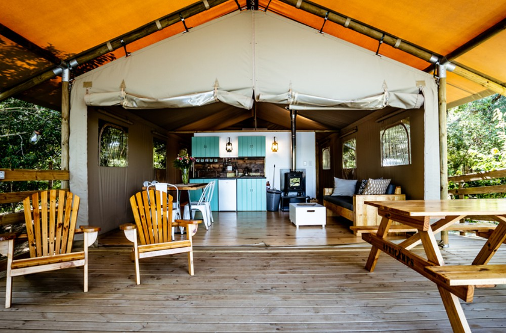 AfriCamps at Hoedspruit Glamping Tent