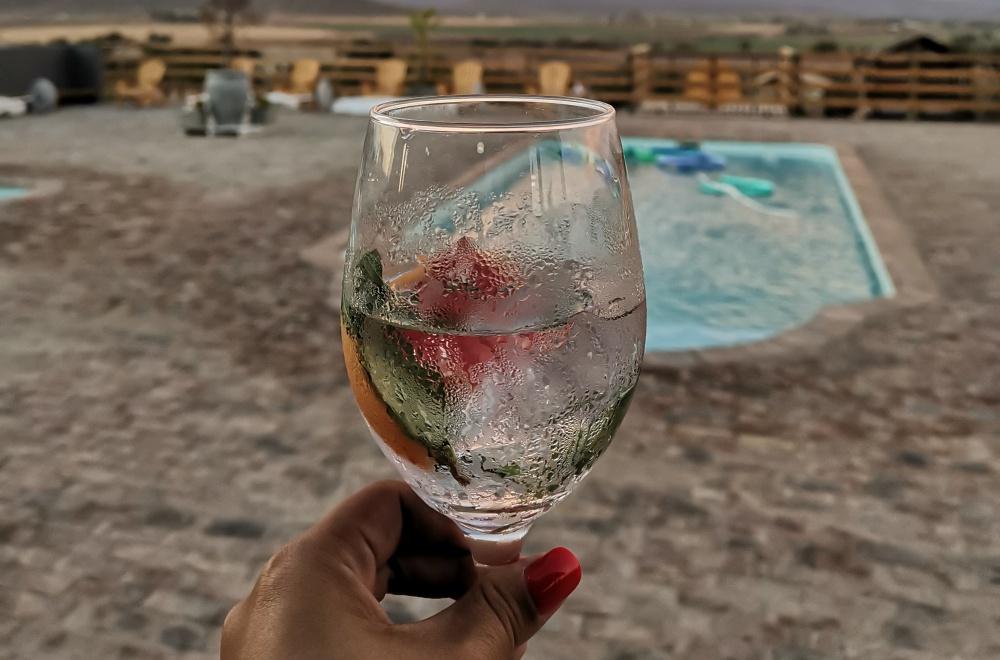 AfriCamps Klein Karoo Oudtshoorn Pool and Gin