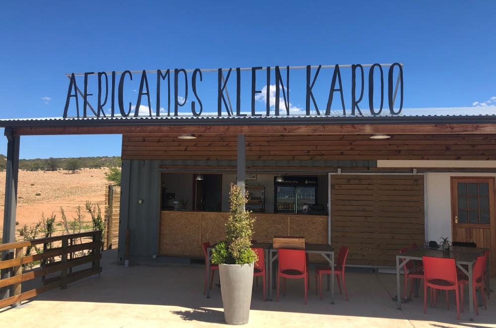 AfriCamps Klein Karoo Oudtshoorn Shop