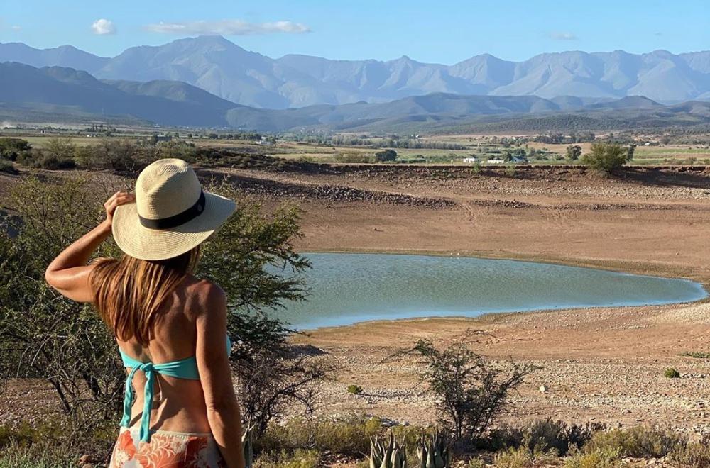 AfriCamps Klein Karoo Oudtshoorn Dam View