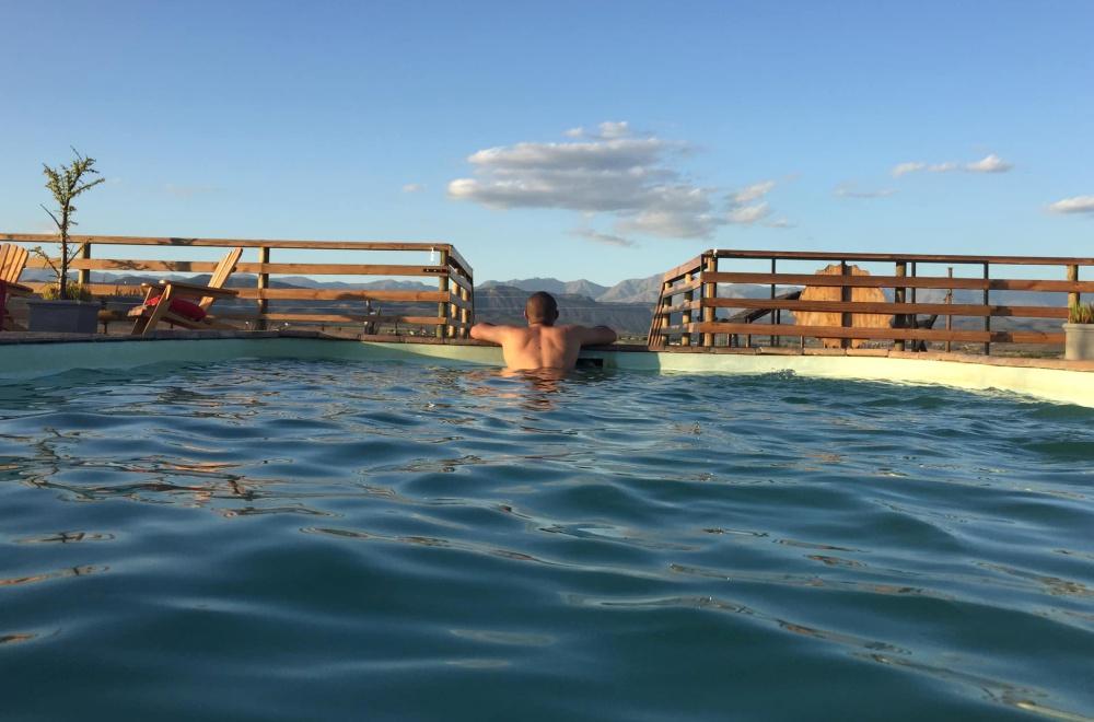 AfriCamps Klein Karoo Oudtshoorn Swimming