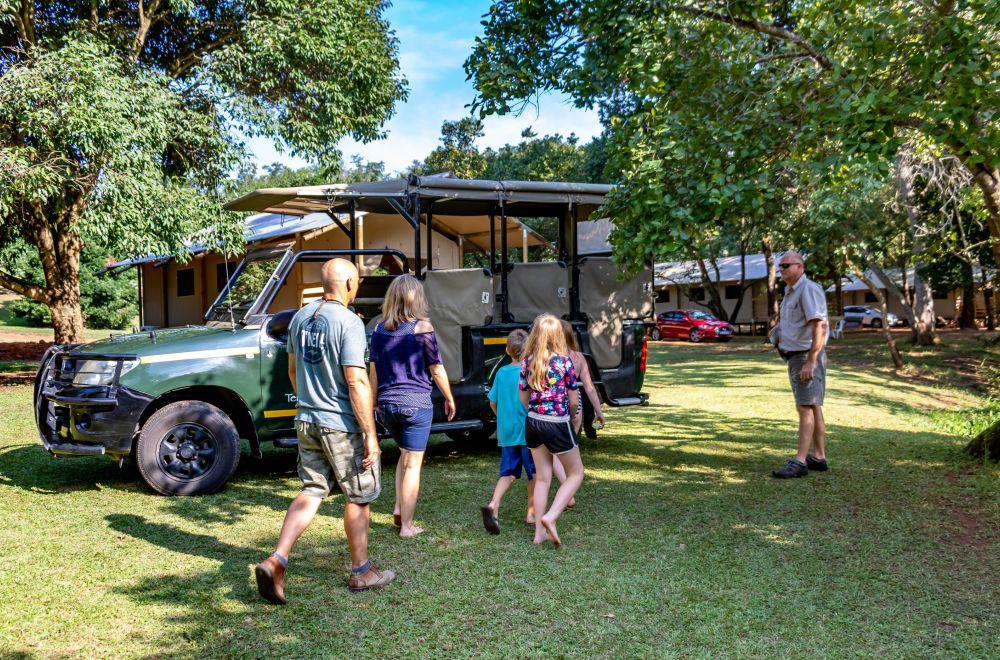 AfriCamps at Mackers Hazyview Safari Tour