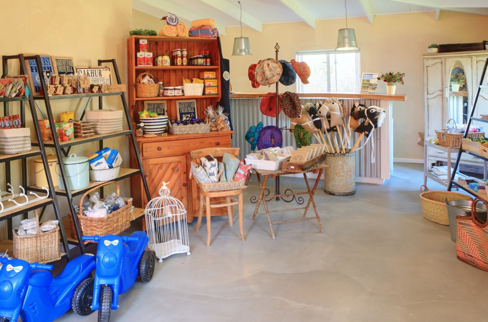 AfriCamps at Oakhurst Wilderness Farm Shop