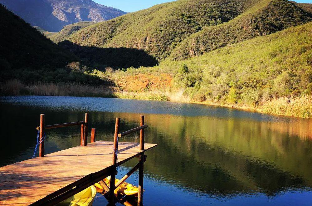 AfriCamps at Pat Busch Dam View