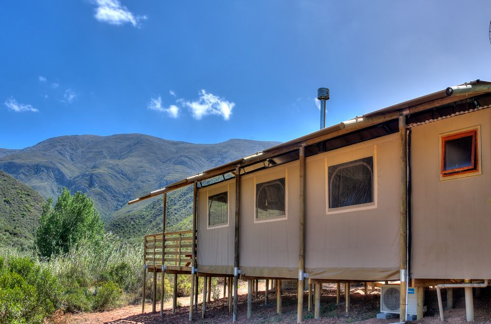 AfriCamps at Pat Busch Glamping Tent
