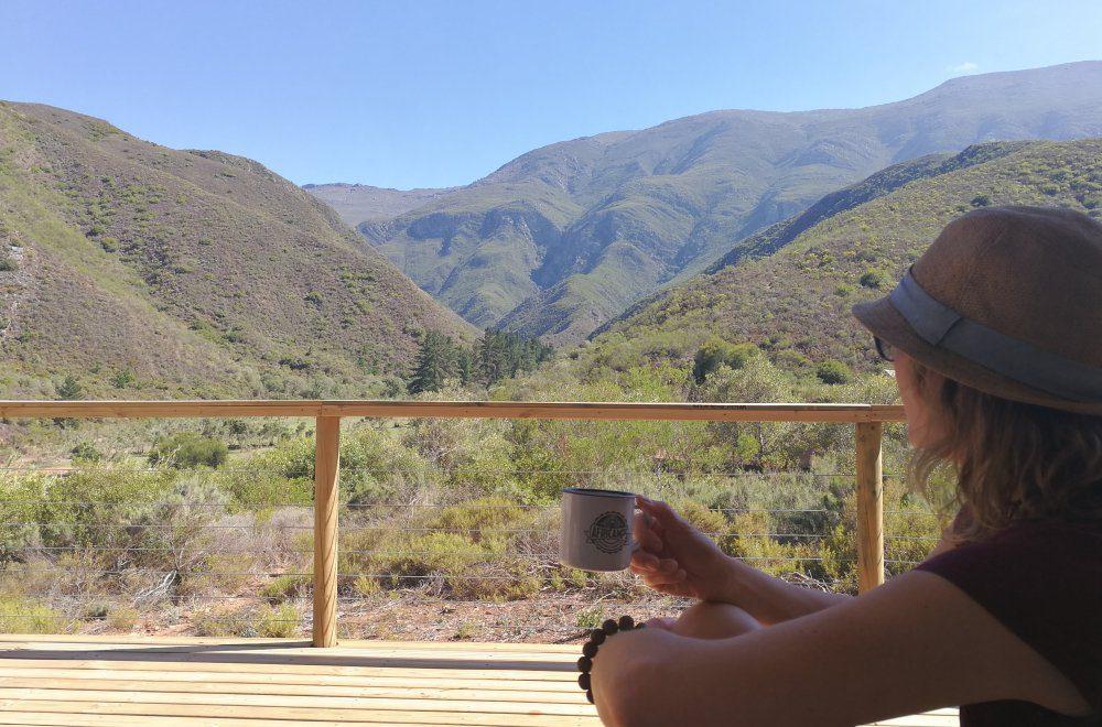 AfriCamps at Pat Busch Robertson Deck View