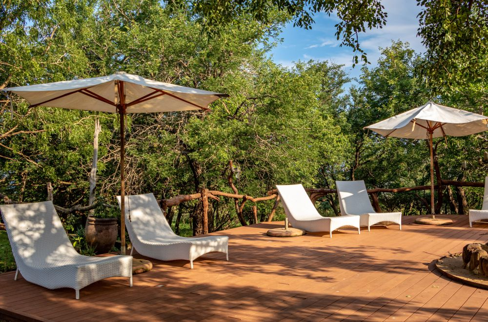 AfriCamps at White Elephant Pongola Pool Side