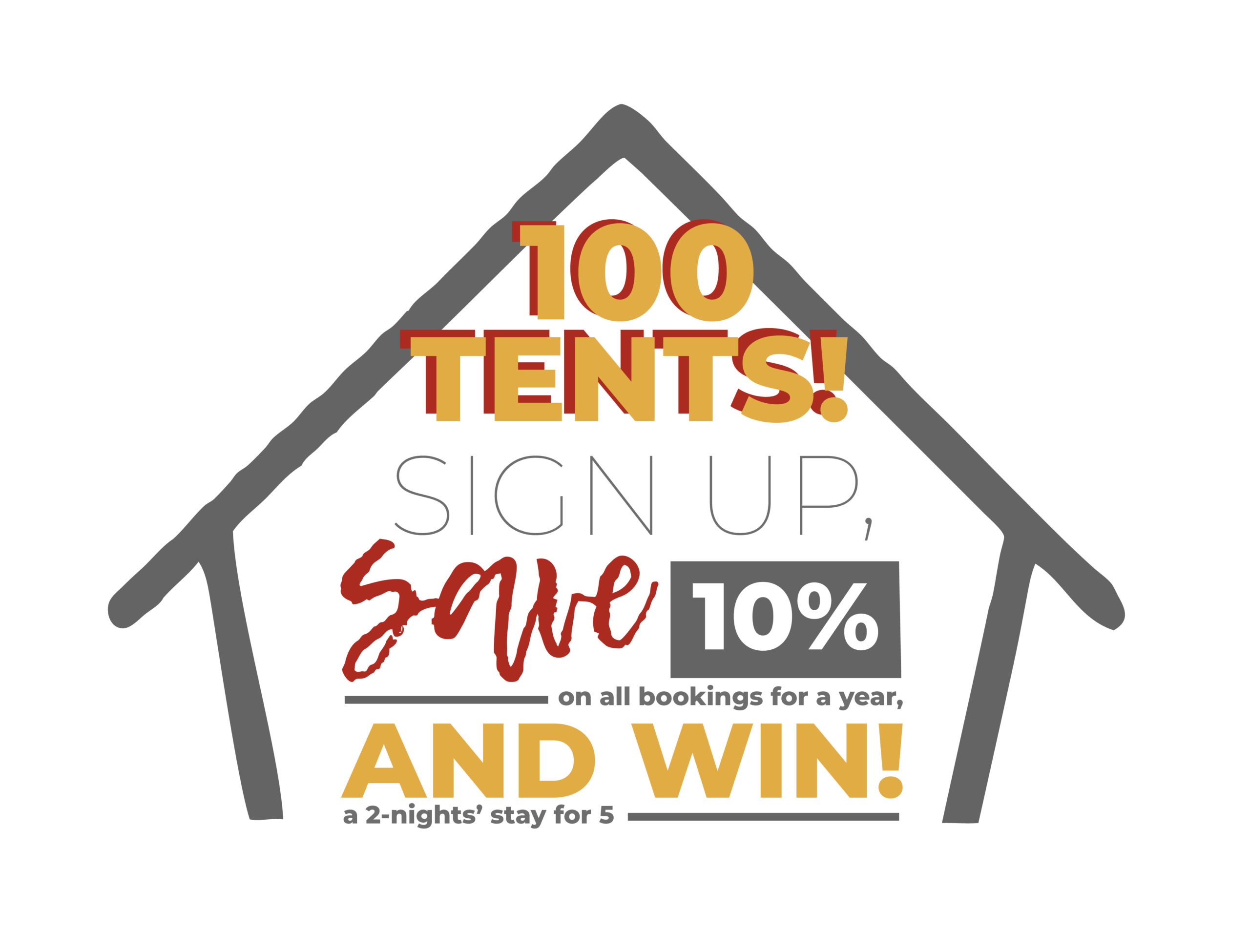 100 tents africamps