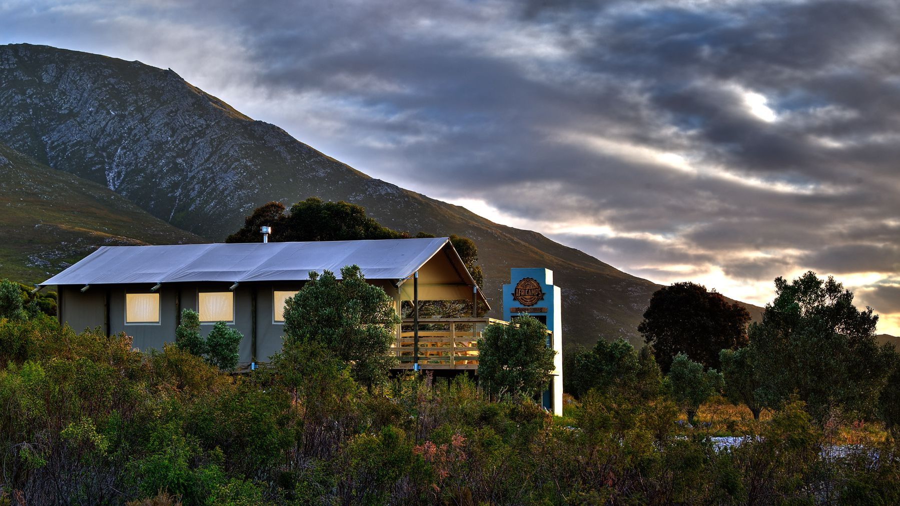africamps stanford hills glamping south africa winelands